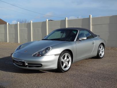 Voiture occasion Porsche 911 Carrera Cabriolet en vente sur optimumcars.fr