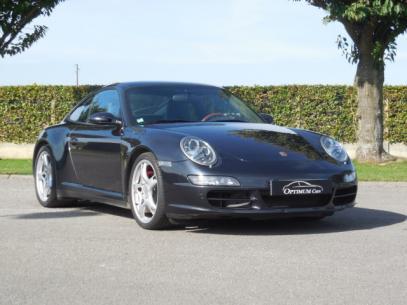 Voiture occasion Porsche 911 3.8 Carerra 4s 355ch Tiptronic en vente sur optimumcars.fr