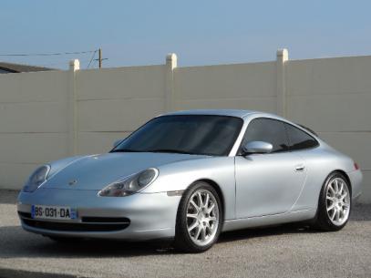 Voiture occasion Porsche 911 Type 996 Carrera en vente sur optimumcars.fr