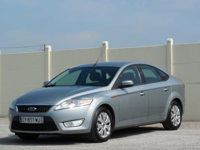 Voiture occasion Ford Mondeo 1.8 Tdci 125 Econetic en vente sur optimumcars.fr