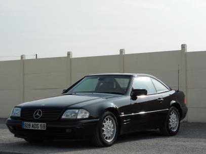 Voiture occasion Mercedes Classe Sl Sl 320 Roadster en vente sur optimumcars.fr