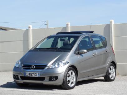 Voiture occasion Mercedes Classe A A170 Avantgarde en vente sur optimumcars.fr