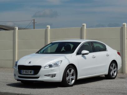 Voiture occasion Peugeot 508 2.2 Hdi Gt en vente sur optimumcars.fr