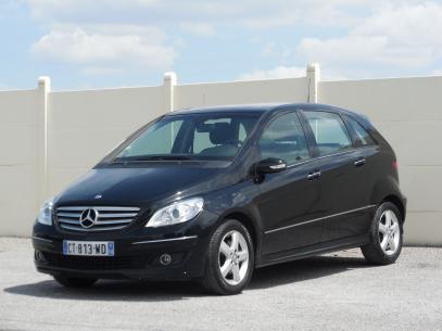 Voiture occasion Mercedes Classe B B180 Cdi Pack Design en vente sur optimumcars.fr