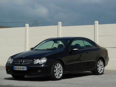 Voiture occasion Mercedes Classe Clk 320 Cdi Elegance Ba en vente sur optimumcars.fr