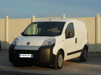 Voiture occasion Fiat Fiorino 1.3 Mjt 75 Pack Professional en vente sur optimumcars.fr