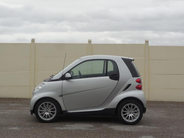 Fortwo Coupe Cdi 45ch Passion Softouch