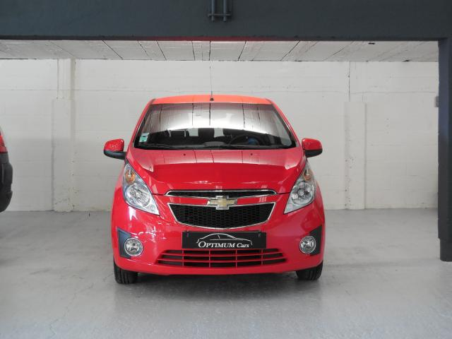 annonce voiture occasion chevrolet spark 1 0 16v 68 lt arras en vente sur. Black Bedroom Furniture Sets. Home Design Ideas