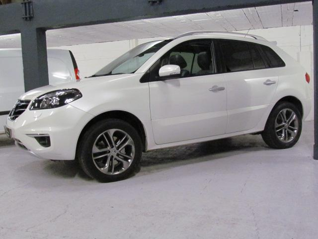 Koleos 2.0 Dci 175 Exception 4x4