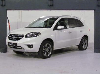Voiture occasion Renault Koleos 2.0 Dci 175 Exception 4x4 en vente sur optimumcars.fr