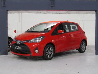 Voiture occasion Toyota Yaris Iii 1.0 Vvti 69 Tendance en vente sur optimumcars.fr