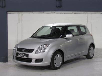 Voiture occasion Suzuki Swift 1.3 Ddis 75 Gl en vente sur optimumcars.fr