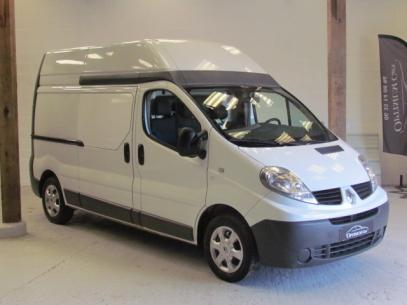 Voiture occasion Renault Trafic Confort L2h2 2.0dci 90 en vente sur optimumcars.fr