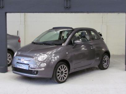 Voiture occasion Fiat 500 C 1.2 8v 69 Lounge Stop And Start en vente sur optimumcars.fr