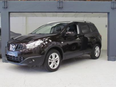 Voiture occasion Nissan Qashqai +2 1.6 Dci 130 Optima en vente sur optimumcars.fr