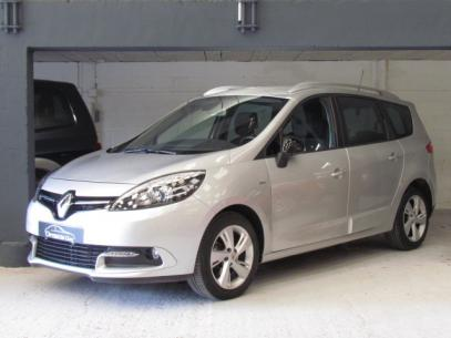 Voiture occasion Renault Scenic Iii Grand 1.5 Dci 110 Limited 7p en vente sur optimumcars.fr