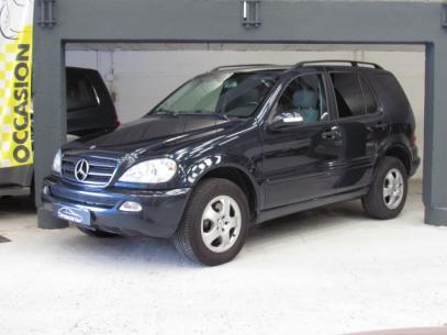 Voiture occasion Mercedes Classe M Ml 270 Cdi Luxury Ba en vente sur optimumcars.fr