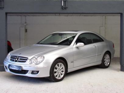 Voiture occasion Mercedes Classe Clk 220 Cdi Elegance Ba en vente sur optimumcars.fr